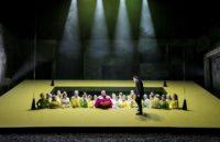 Filippo Bettoschi, Konrad Adams, Chor, Talent U Anders Bach